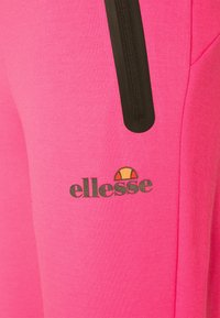 Ellesse - CANA - Tracksuit bottoms - neon pink - 5