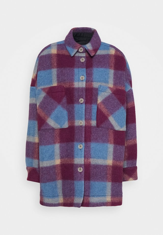 BACKPA - Light jacket - mixed blue