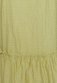 Cream - SAFFIRA DRESS - Day dress - tarragon - 2