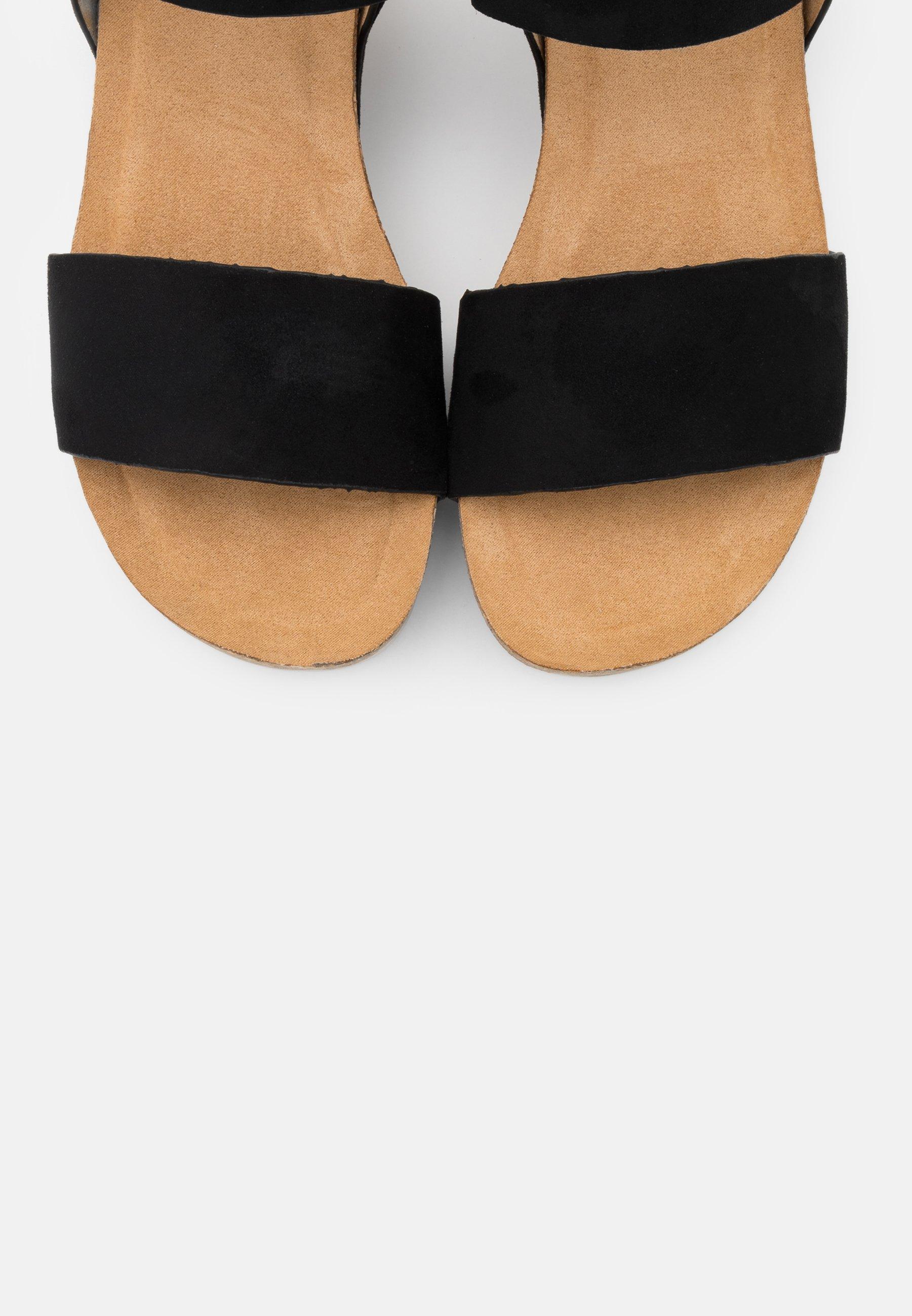 S.oliver Plateausandaler - Black