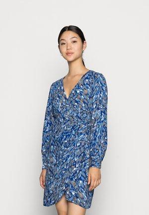 ZUGI DRESS - Day dress - mazarine blue