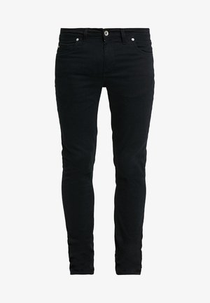 DRAKE - Slim fit jeans - black