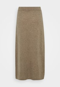 Davida Cashmere - SKIRT - Pencil skirt - mink - 1