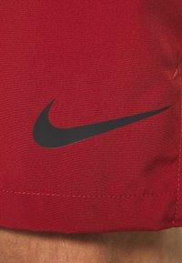 Nike Performance - FLEX SHORT - Träningsshorts - dark cayenne/black - 3