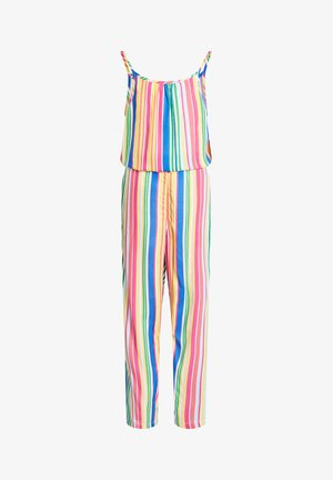 Jumpsuit - multi-coloured