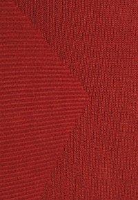 Jack & Jones - JCOWADE - Stickad tröja - red ochre - 2