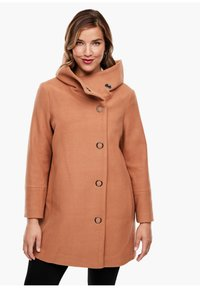 Triangle - Short coat - brown - 3