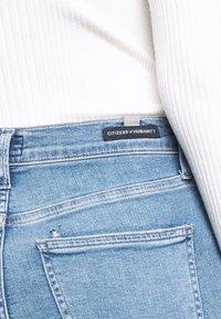 Citizens of Humanity - ROCKET  - Jeans Skinny Fit - blue denim - 4