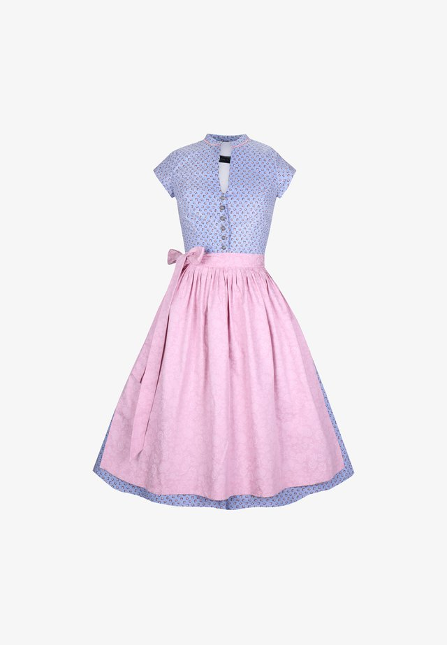 Dirndl - light blue