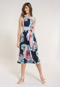 Swing - Day dress - navy / multi - 1