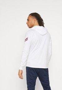Nike Performance - PARIS ST. GERMAIN  - Klubbkläder - white/midnight navy - 2