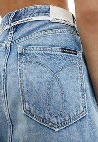 Calvin Klein Jeans - A-line skirt - denim light - 3