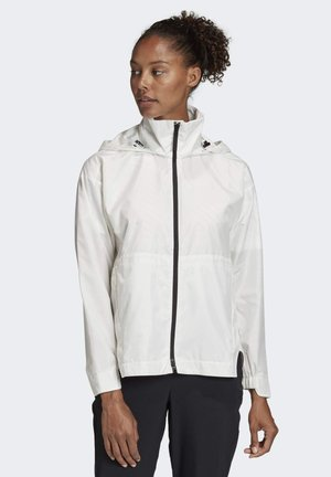 URBAN WIND.RDY JACKET - Veste coupe-vent - white