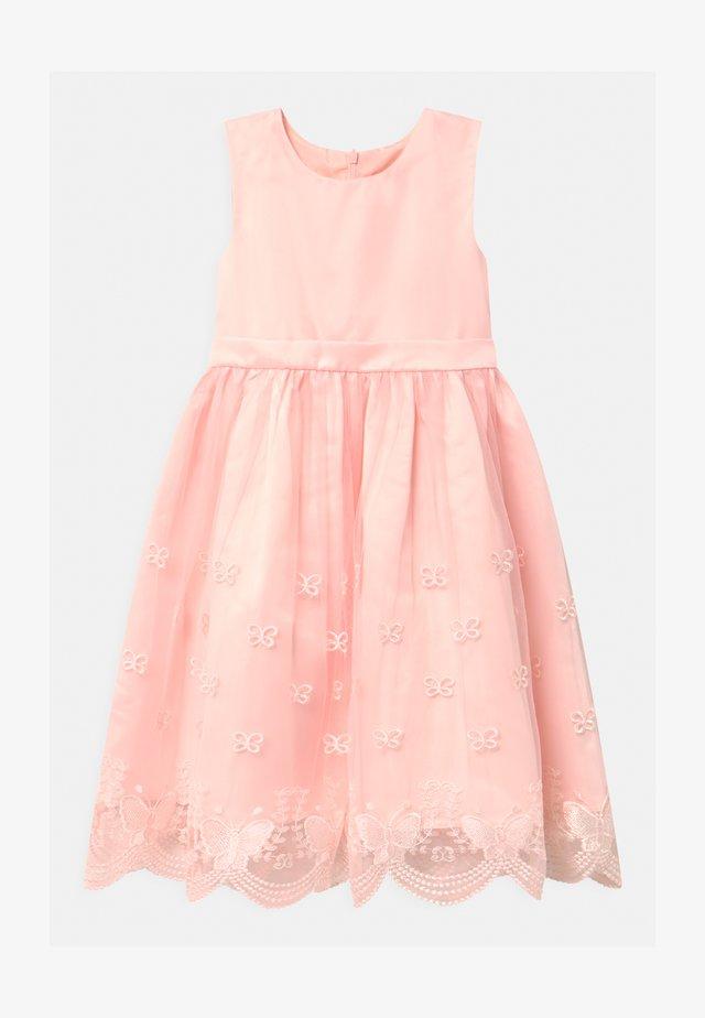 Sukienka koktajlowa - rose