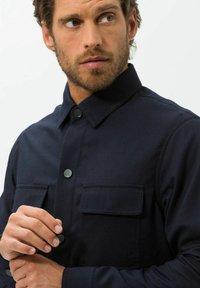 BRAX - TED - Summer jacket - navy - 3