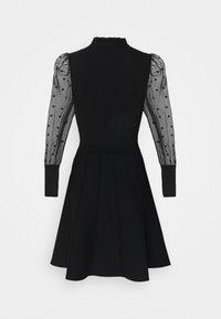 sandro - ELYNA - Day dress - noir - 1