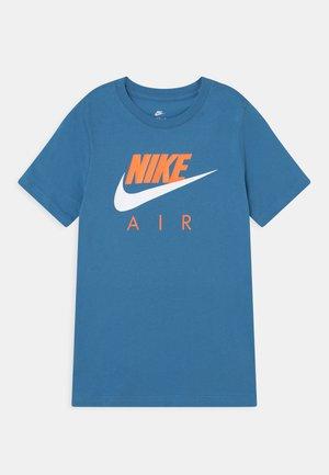 AIR TEE - T-shirt print - dutch blue