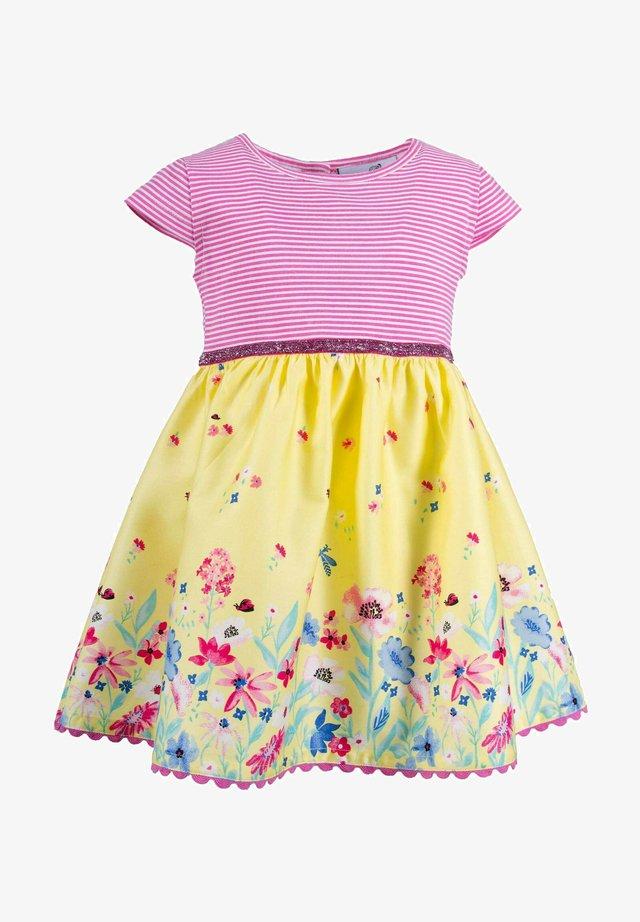 Sukienka letnia - gelb