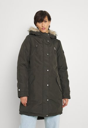 VMEXPEDITIONTRACK - Winter coat - peat