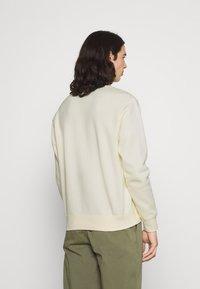Nike Sportswear - Sweatshirt - coconut milk/white - 2
