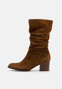 Gabor Comfort - Boots - cognac - 1