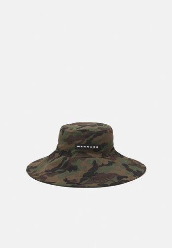 FISHERMAN HAT UNISEX - Hatt - khaki