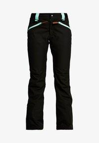 OOSC - WOMENS PANT - Snow pants - black - 5
