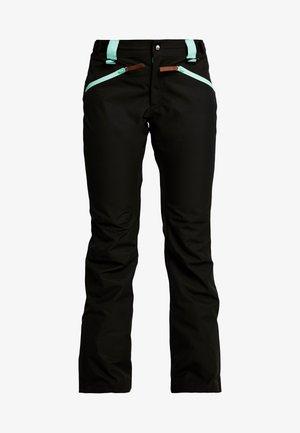 WOMENS PANT - Spodnie narciarskie - black