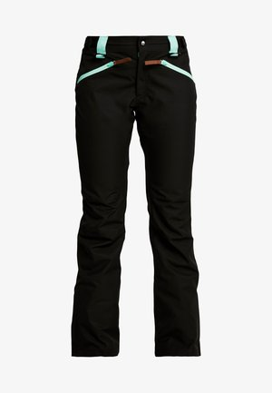 WOMENS PANT - Ski- & snowboardbukser - black