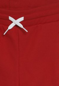 adidas Originals - TREFOIL PANTS - Tracksuit bottoms - red - 4