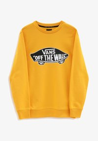 Vans - BY OTW CREW BOYS - Sweatshirt - saffron - 2