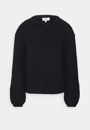OBJJODY  - Stickad tröja - black