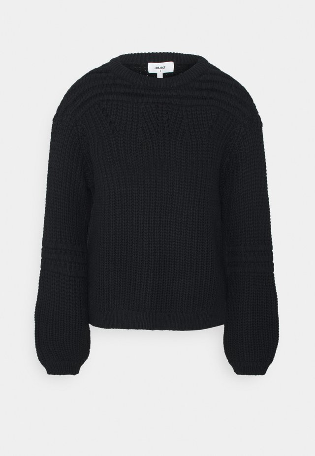 OBJJODY  - Sweter - black