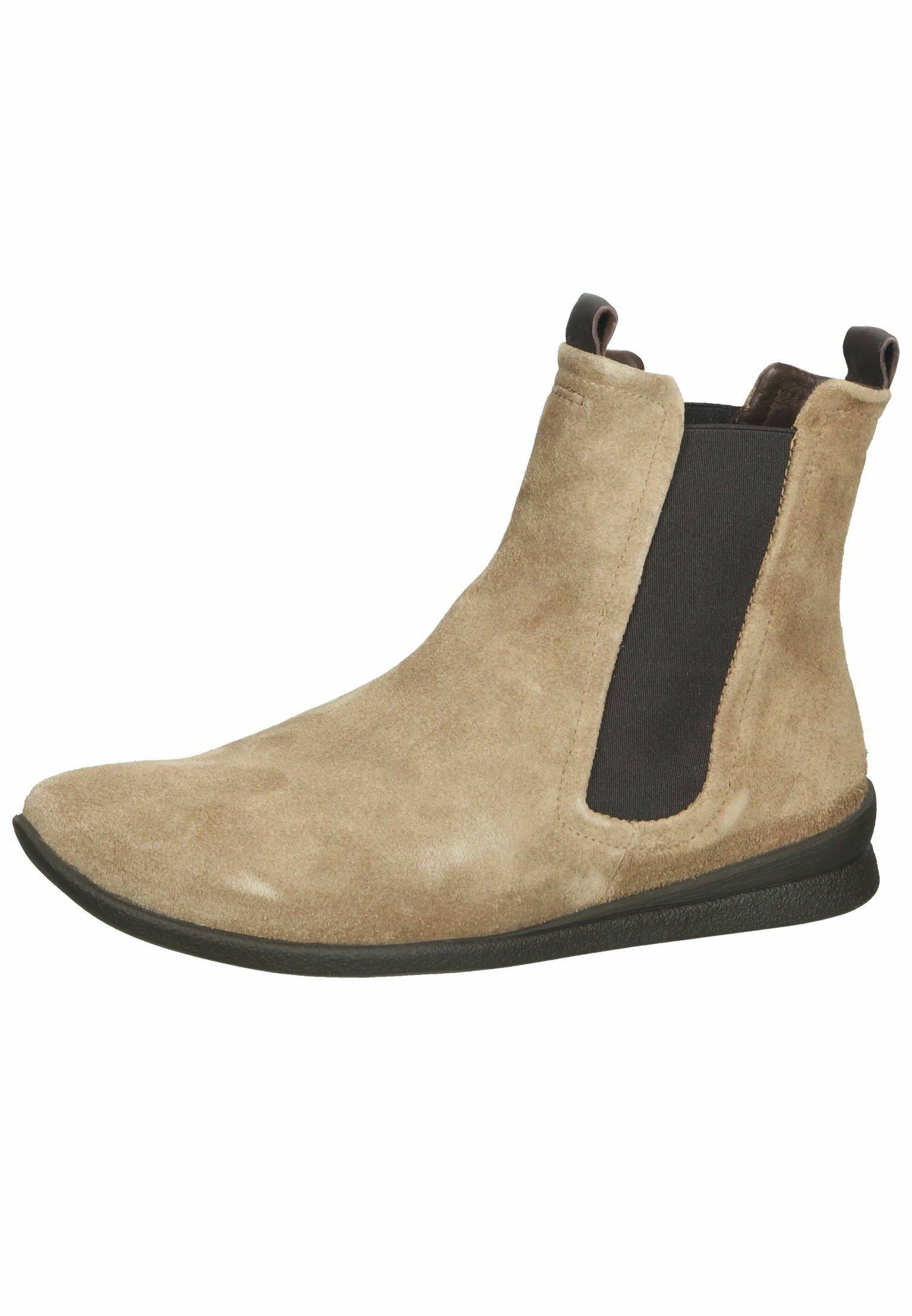 Damen Ankle Boot - ahorn/kombi