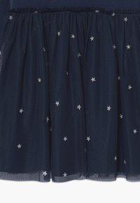 Benetton - Jersey dress - dark blue - 3