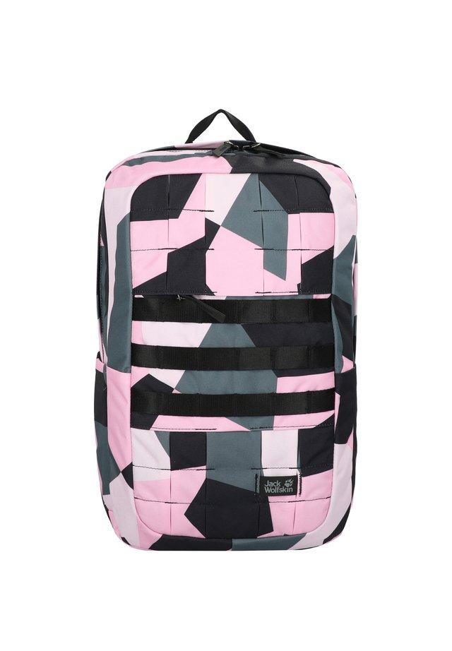 Zaino - pink geo block