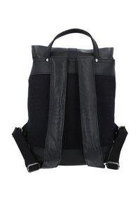 Gusti Leder - Plecak - black - 4