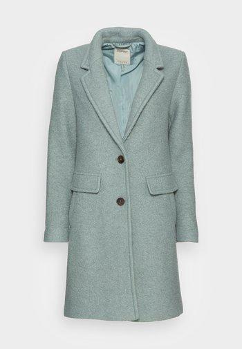 Classic coat - dusty green