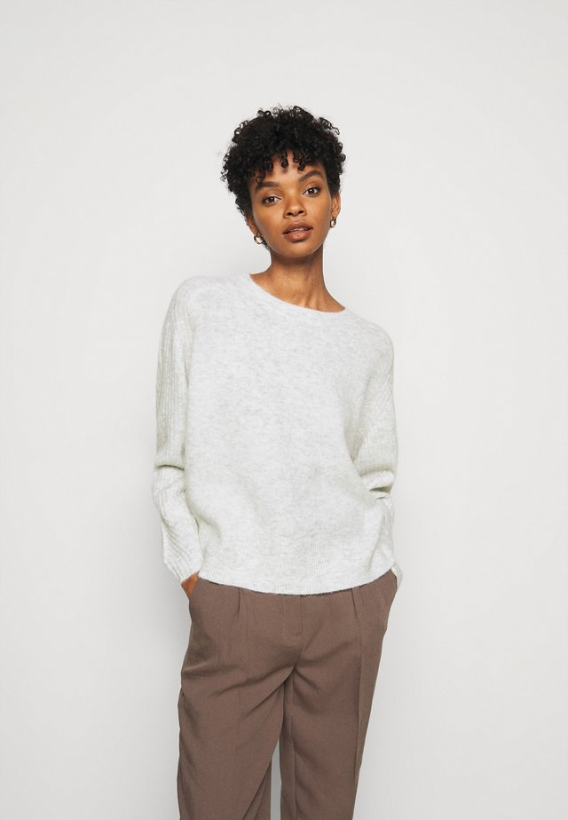 ANA - Jumper - light grey melange