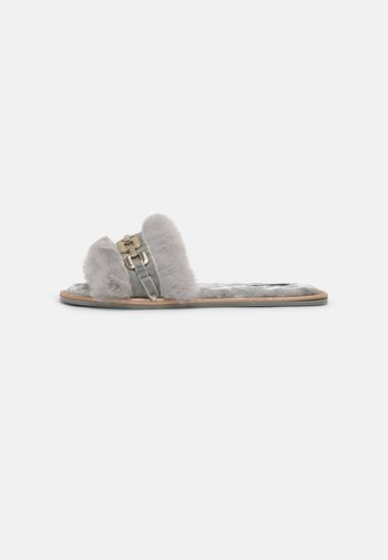 OPEN MULE - Slippers - grey