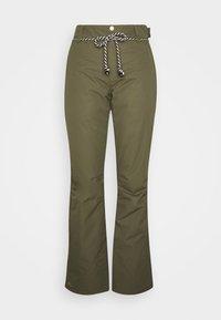 Brunotti - SUNLEAF WOMEN SNOWPANTS - Snow pants - sprout - 4