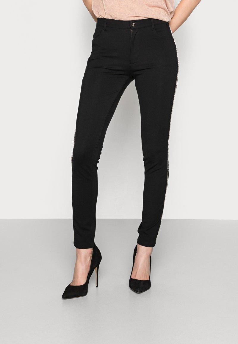 Liu Jo Jeans - PANT - Trousers - nero