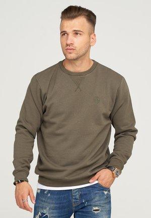 PORT LOUIS - Sweatshirt - olive