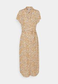 Object Tall - OBJMARIE DRESS - Maxi dress - honey mustard - 0
