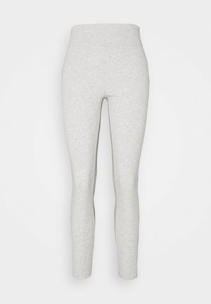 BRUSHED - Leggings - Trousers - grey
