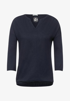 Maglietta a manica lunga - blau
