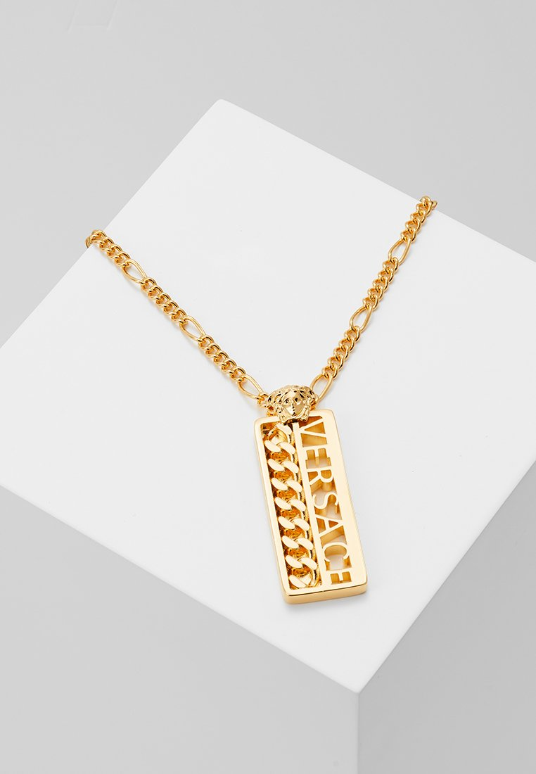 Versace - Necklace - oro caldo