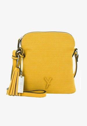 ROMY  - Across body bag - yellow