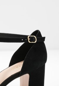Anna Field - LEATHER PUMPS - Tacones - black - 2