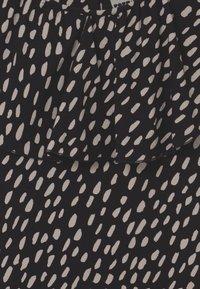 Papu - TIDE - Žerzejové šaty - black - 2